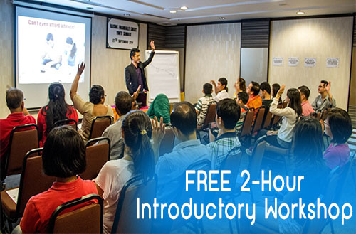 Free 2-hour Introductory Workshop